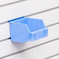 3x modrý boxík
