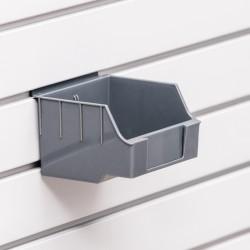 3x šedý boxík